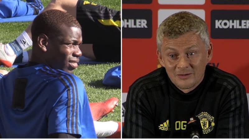 Ole Gunnar Solskjaer Addresses Paul Pogba's Manchester United Future Amid Real Madrid Interest