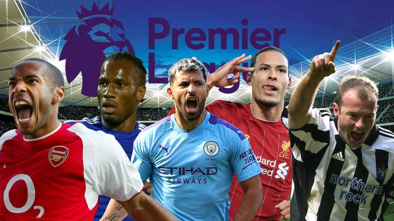 The Premier League's Greatest Transfers Of All Time Have Been Ranked