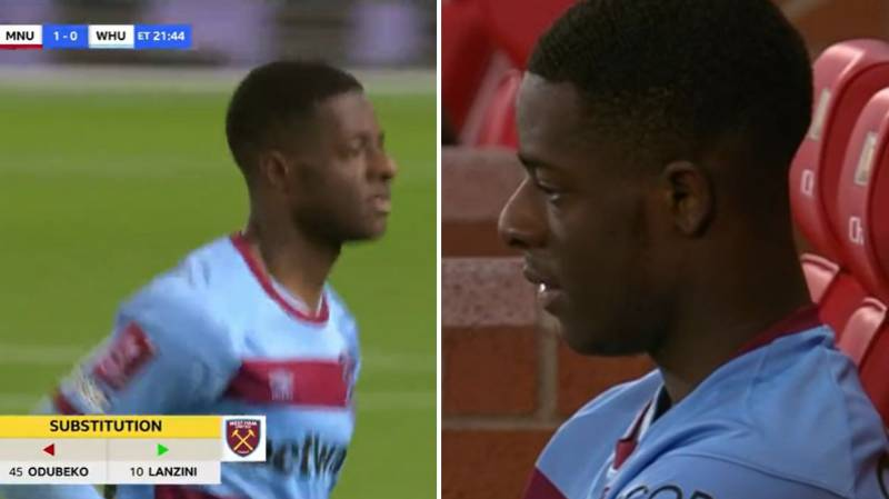 David Moyes Slammed For Subbing Off Substitute Ademipo Odubeko, 18, During FA Cup Tie
