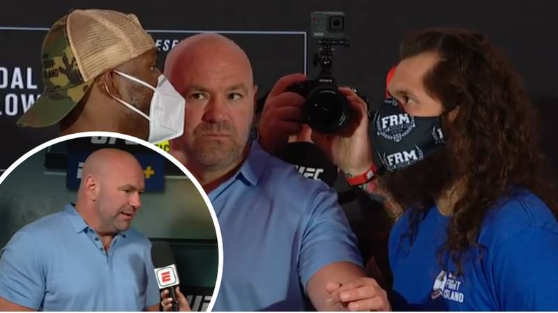 UFC President Dana White Confirms Who's Next For Kamaru Usman Vs. Jorge Masvidal Winner
