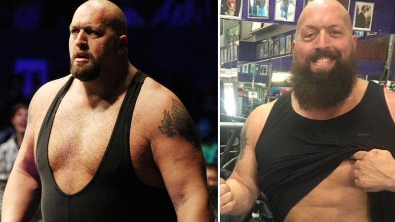 Big Show Still Looks In Insane Shape After Hip Surgery