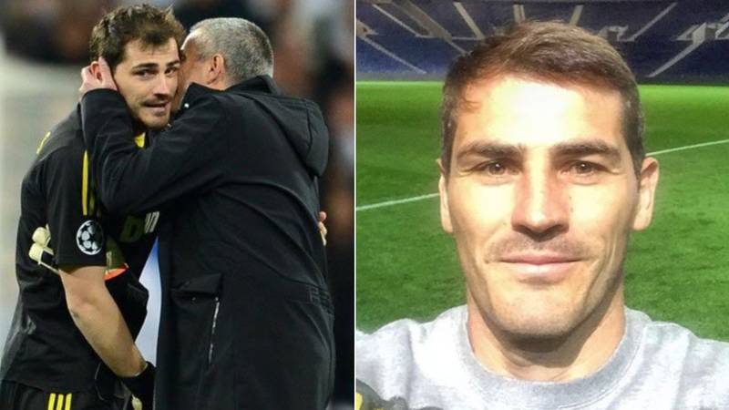 Iker Casillas Has Completely Finished Jose Mourinho With Brutally Honest Twitter Post