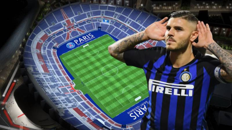 Mauro Icardi Signs On Loan For Paris Saint-Germain, With Option To Buy For €70 Million