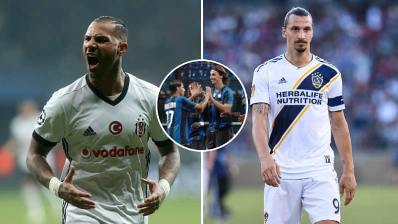 Ricardo Quaresma Could Be Linking Up With Zlatan Ibrahimovic Again At LA Galaxy
