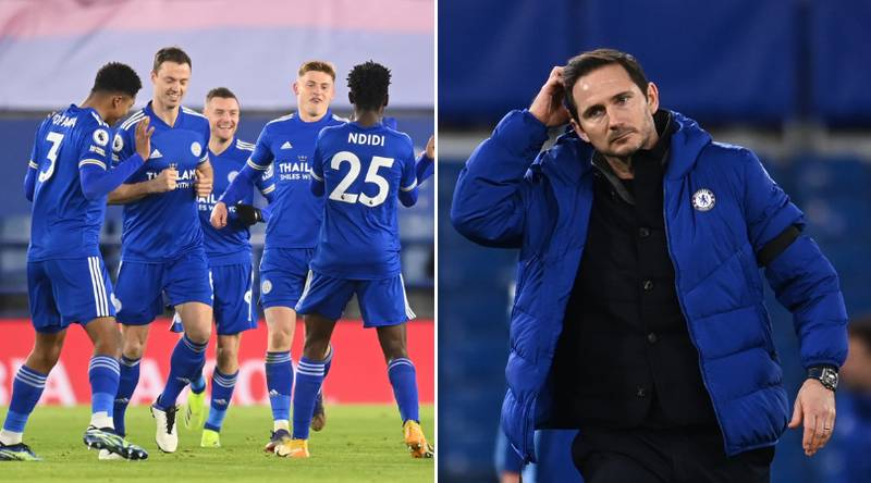 Fans React To Reece James's Disasterclass As Chelsea Lose To Leicester