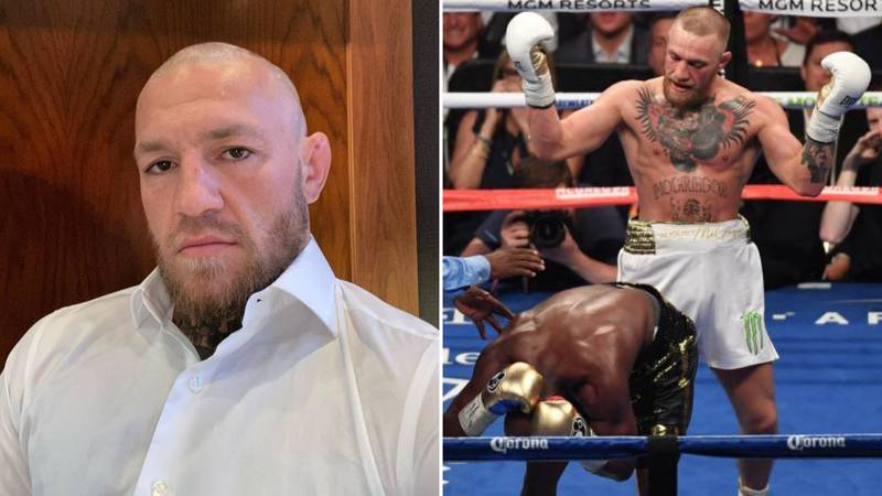Conor McGregor Had A Savage Response To Floyd Mayweather's Warning For Logan Paul