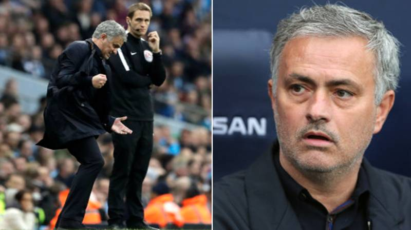 Jose Mourinho Had A Perfect Response To Having A Coin Thrown At Him