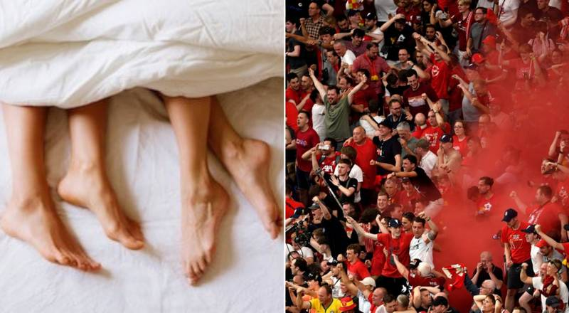UK Study Finally Reveals Which Football Fans Have The Best Sex