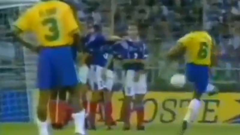 22 Years Ago Today Roberto Carlos Scored The Most Incredible Free-Kick