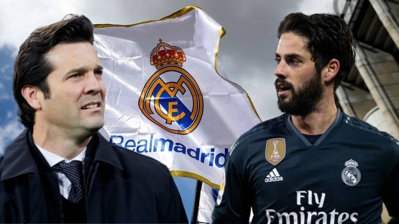 Isco's Tweet About His Situation At Real Madrid Won't Please Manager Santiago Solari