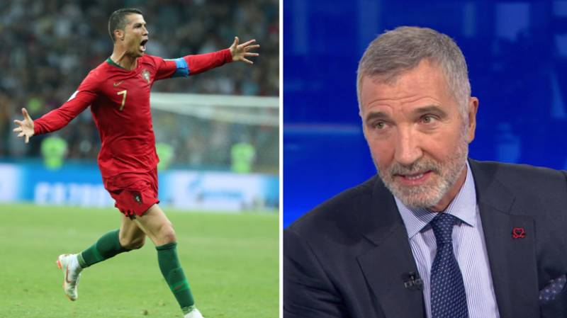 Graeme Souness' Pre World Cup Assessment Of Cristiano Ronaldo Was Way Off