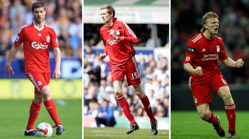 Peter Crouch's Story Involving Xabi Alonso And Dirk Kuyt Is Incredible