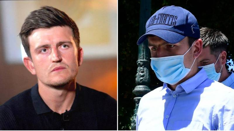 Harry Maguire Finally Breaks His Silence After Incident In Mykonos