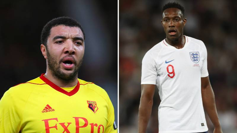 Danny Welbeck Replies To Troy Deeney Questioning His England Place