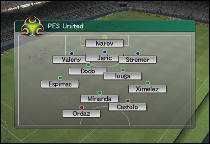 Where Are They Now: The Pro Evo Master League Default Team