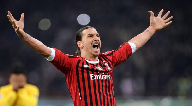 Zlatan Ibrahimovic Set To Make A Sensational Return To AC Milan