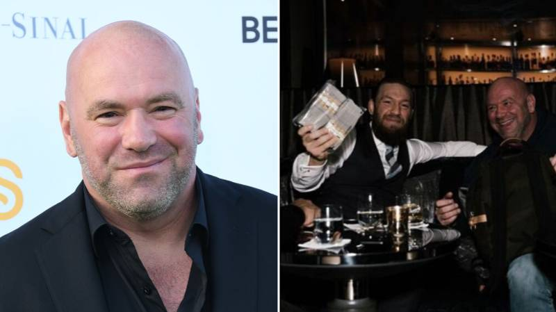 UFC President Dana White's Huge Net Worth And Salary Revealed