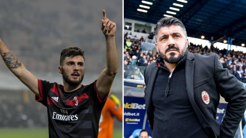 Gennaro Gattuso Gives Young Striker Patrick Cutrone Brilliant Advice