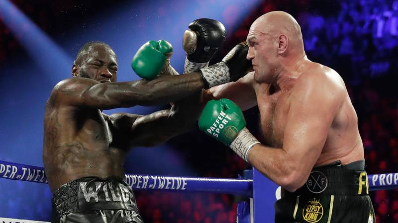 A Mind-Blowing Amount Of People Used Illegal Streams To Watch Wilder Vs. Fury Rematch