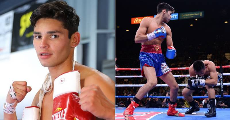 Ryan Garcia: 'Luke Campbell Will Understand Me When I'm Beating The S**t Out Of Him'