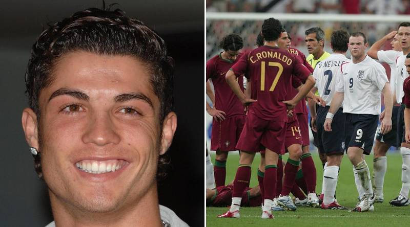 Cristiano Ronaldo Almost Joined Valencia After 2006 World Cup Bust-Up