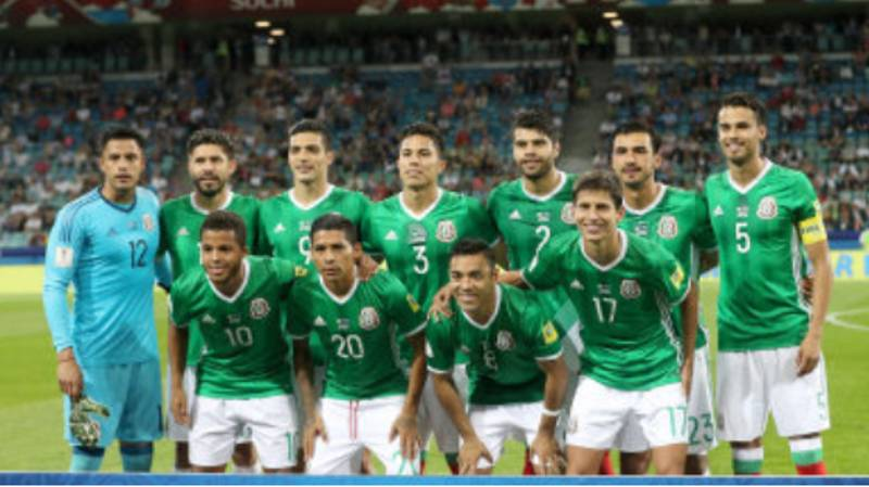 Mexico Players Partied For 24 Hours With 30 Escorts