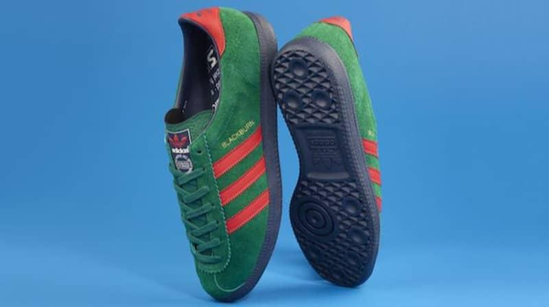 Adidas Blackburn Spezials Going For £30,000 On Ebay