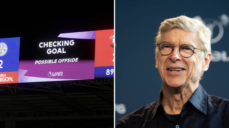 Arsene Wenger's New Offside Proposal Could Be Used For Euro 2020