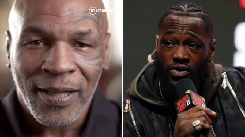 When Mike Tyson Responded To Deontay Wilder Claiming He Could KO Him In His Prime