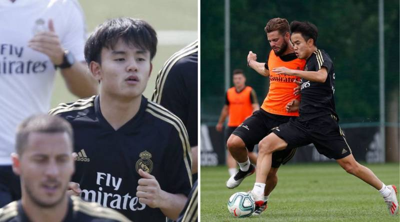'Japanese Messi' Takefusa Kubo Has Made A Lasting Impression On Real Madrid's Coaching Staff