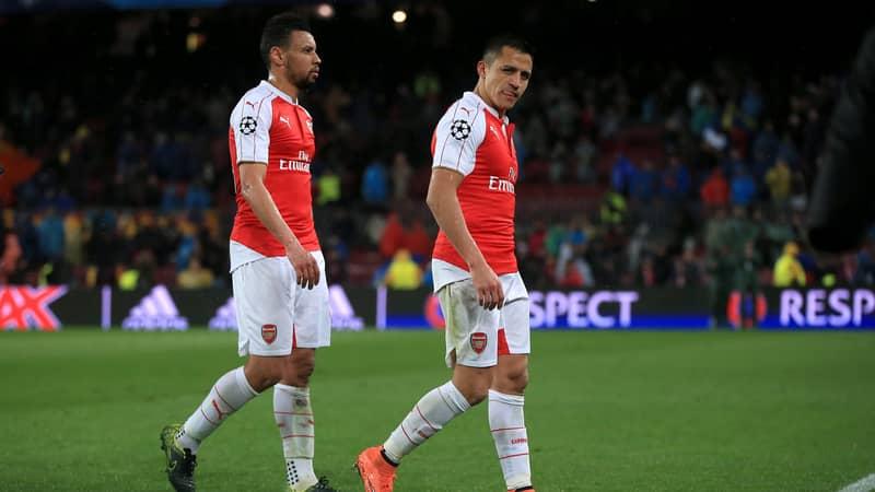Francis Coquelin Reveals Truth About Alexis Sanchez Dividing Arsenal Changing Room