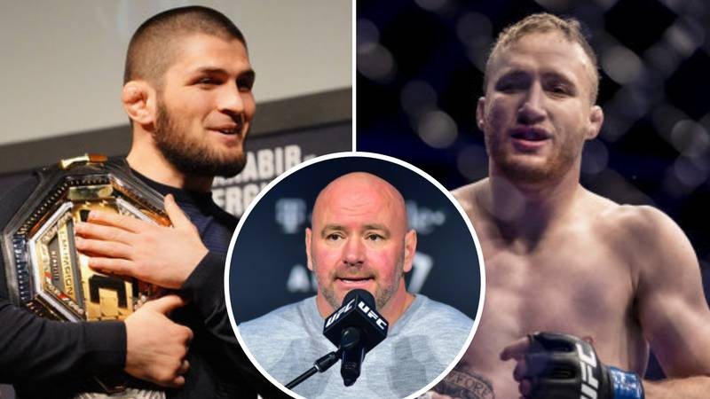 Justin Gaethje Reacts To Fight With Khabib Nurmagomedov Taking Place Before August