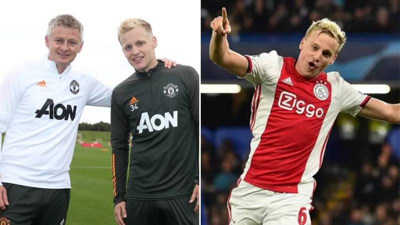 Donny Van De Beek Impressed Ole Gunnar Solskjaer With Unbelievable Sh*thousery Five Years Ago