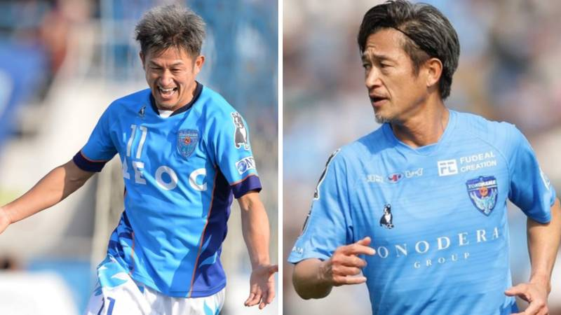 Kazuyoshi Miura Signs New Contract With Yokohama FC Aged 52
