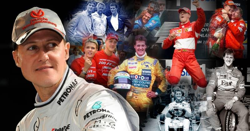 Michael Schumacher Documentary Will Show Rare Footage Of Stricken F1 Star