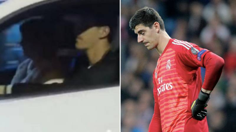 Thibaut Courtois Reported To Police After Incident Involving Paparazzi