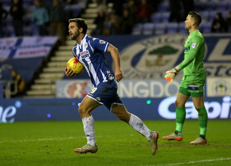 Will Grigg's On Fire Is Heading For The UK Number One Spot