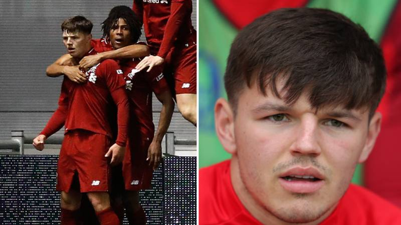 Jamie Carragher Enters Heated Twitter Spat With Bobby Duncan's Agent After 'Bullying' Allegations