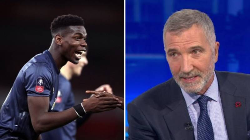 Graeme Souness Aims Yet Another Dig At Paul Pogba