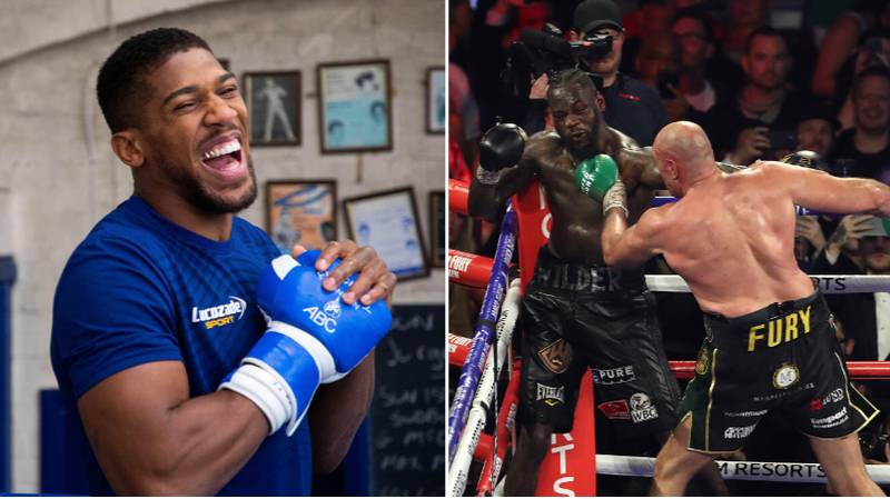 'Deontay Wilder Is The Second Best Heavyweight In The World And Would Knock Anthony Joshua Out'