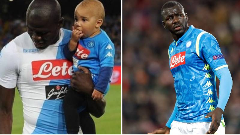 Kalidou Koulibaly Tells Incredible Story Of How Sarri Put Him On The Bench After Attending Son's Birth