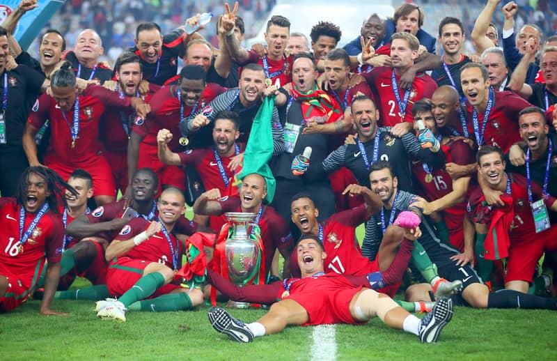 Cristiano Ronaldo's Half-Time Speech Revealed by Teammate