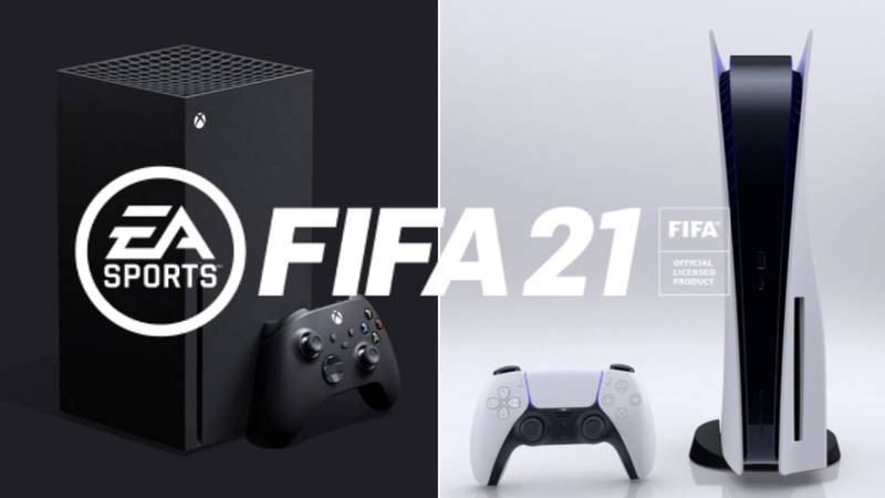 EA Sports Explain Why FIFA 21 Progress Will Not Carry Onto Next-Generation Consoles