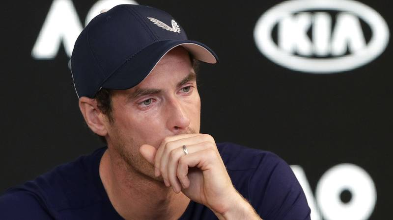 Andy Murray Reveals He'll Retire After Wimbledon In Emotional Press Conference