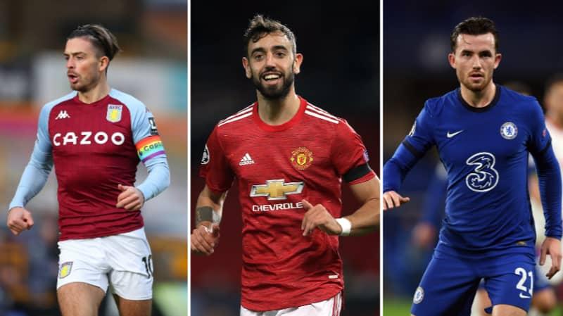 Premier League Team Of The Season According To Statistics Revealed