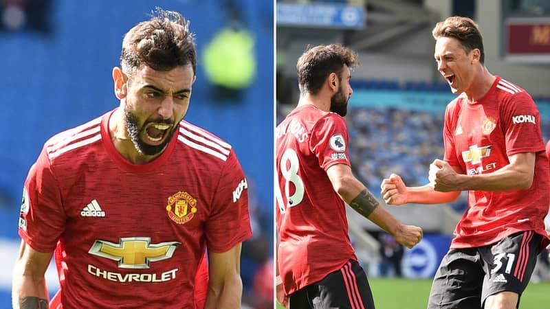 Bruno Fernandes' Match-Winning Performance Vs Brighton Cost Manchester United £4.5 Million