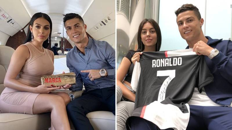 Cristiano Ronaldo Claims Sex With Georgina Rodriguez Is Better Than His Best Goal Scored