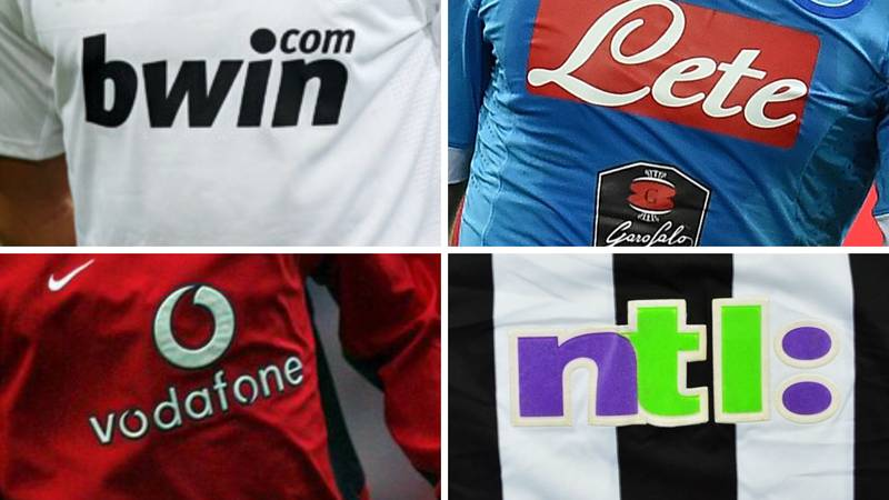 QUIZ: Can You Name The Football Club Based On Their Kit Sponsor