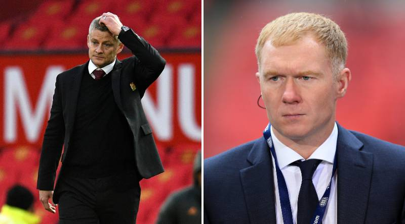 Manchester United Legend Paul Scholes Slams Scott McTominay And Fred