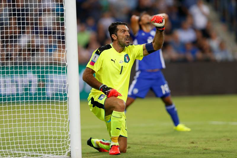 Buffon Made Tal Ben Haim's Night With The Ultimate Compliment